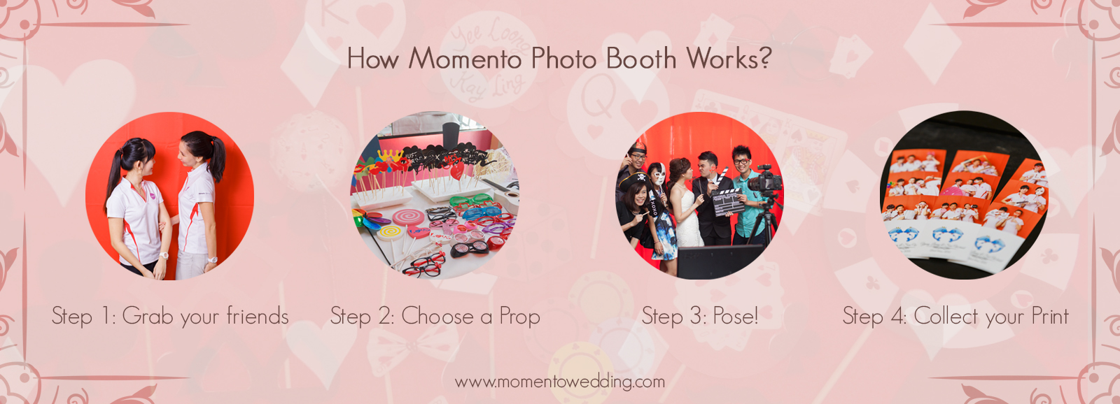 Momento Live Print Photo Booth