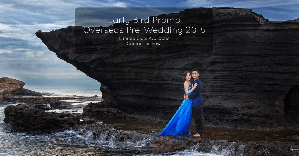 Destination PreWedding Ad