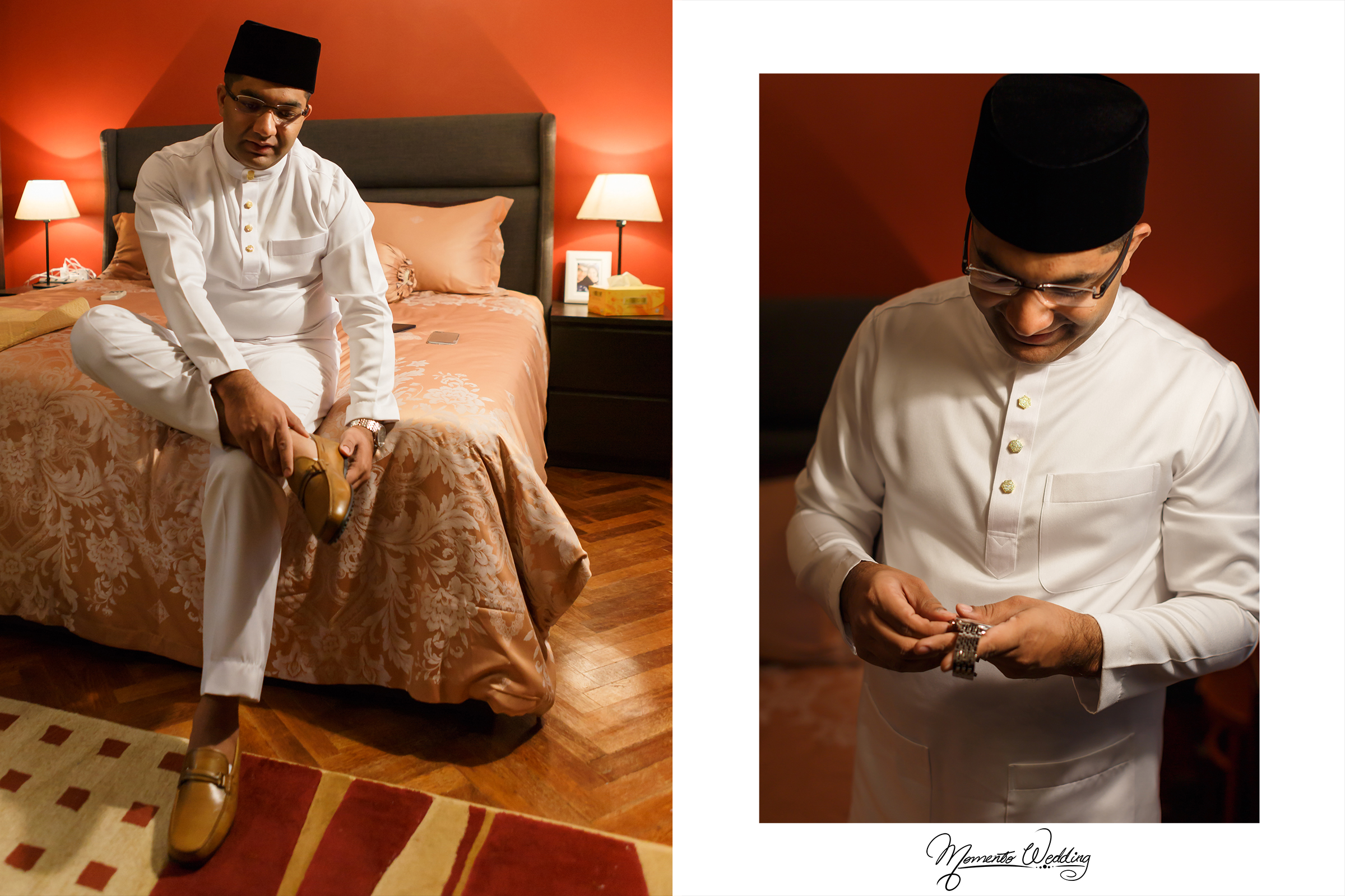 Mixed Culture Wedding in MalaysiaG_3484
