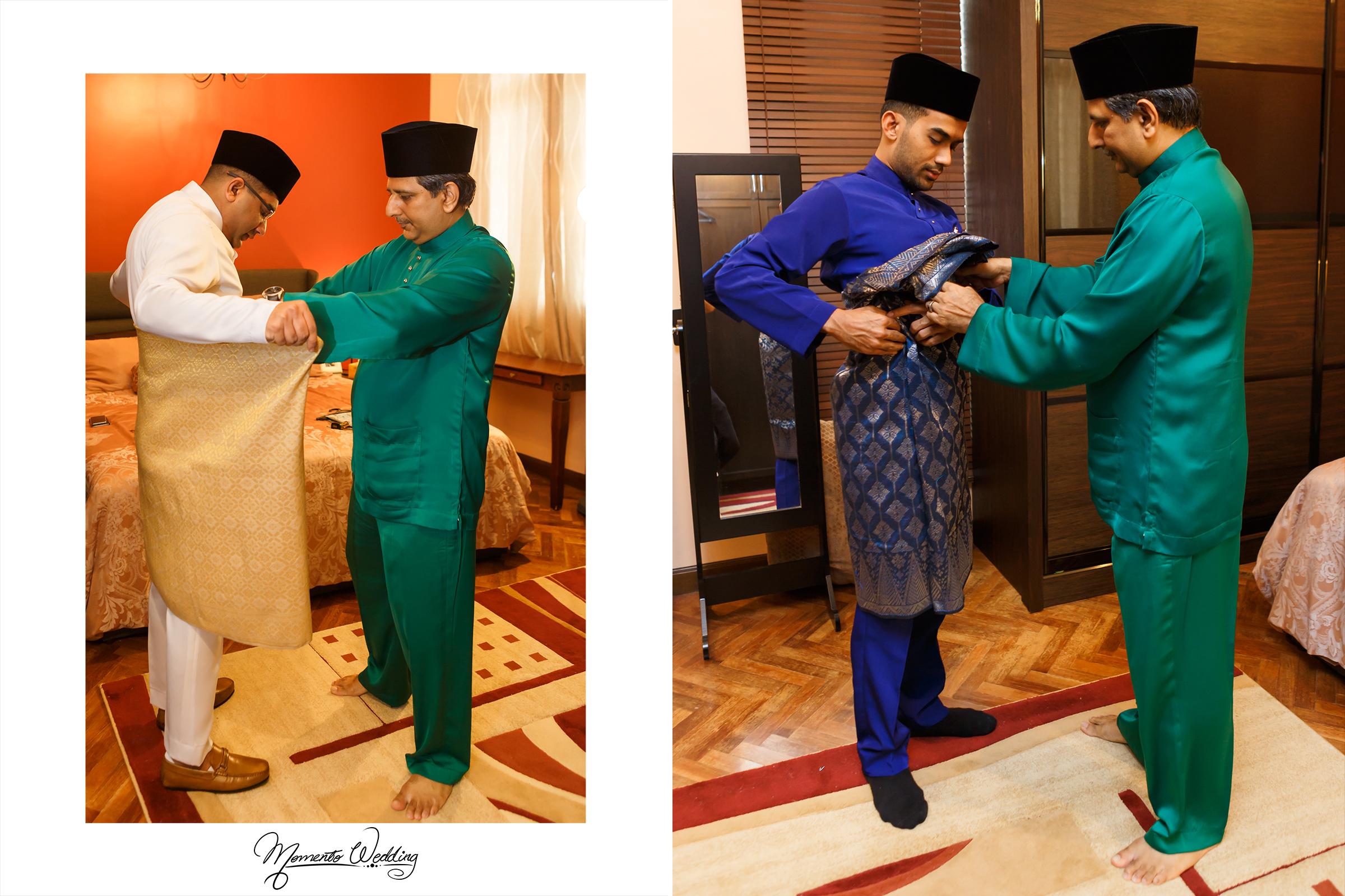 Mixed Culture Wedding in Malaysia_3498