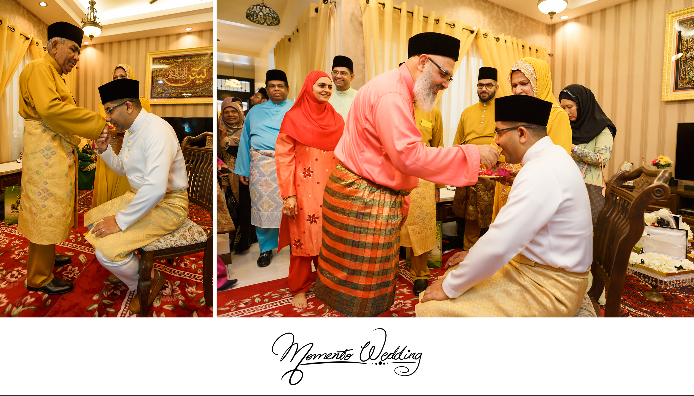 Mixed Culture Wedding in Malaysia_3520