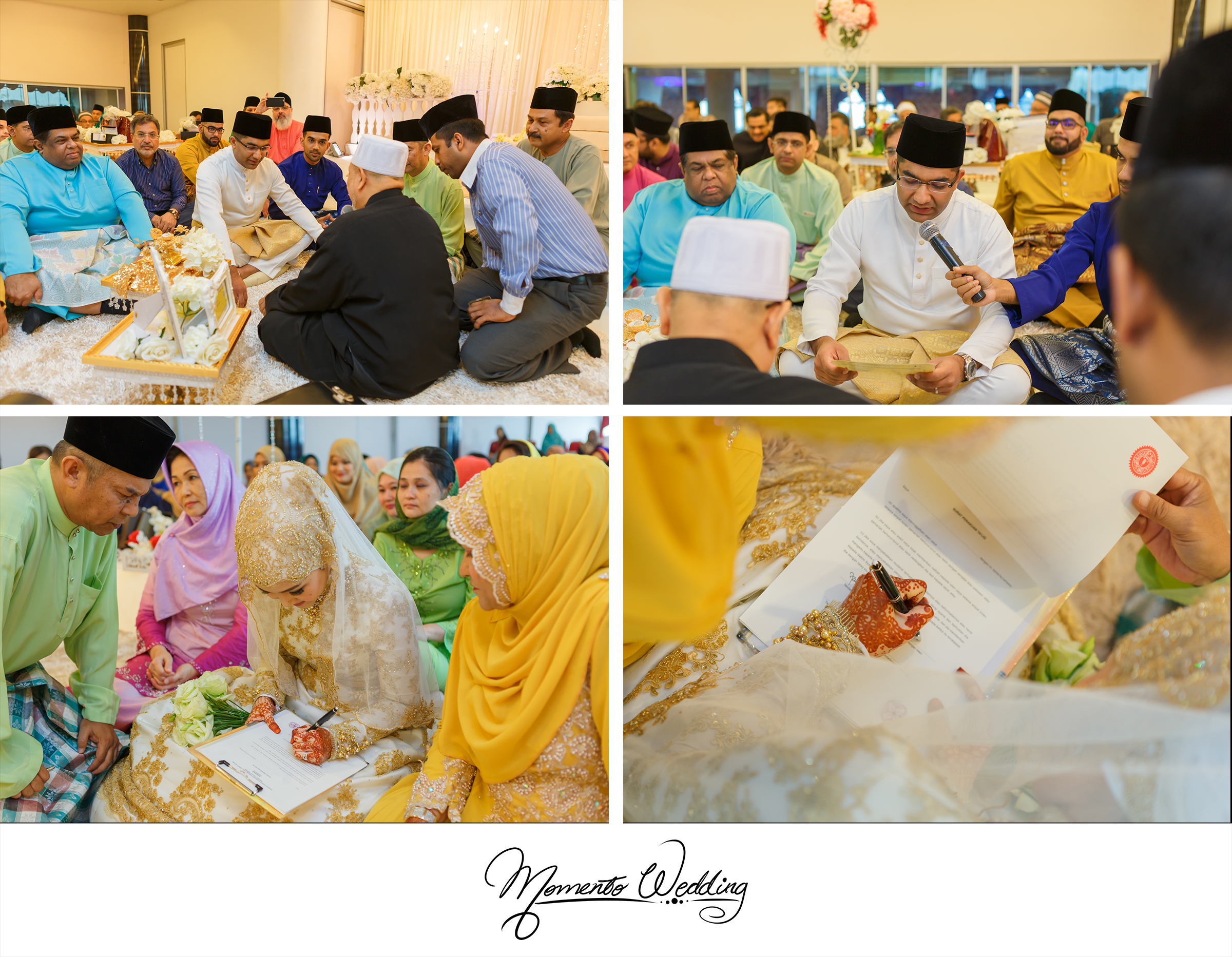 Mixed Culture Wedding in Malaysia_3625