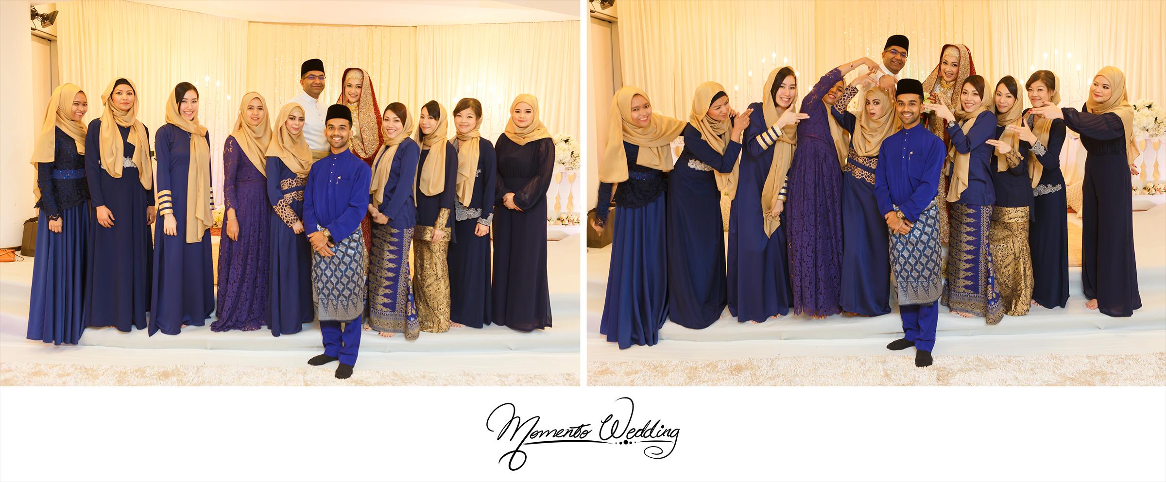 Mixed Culture Wedding in Malaysia_3782