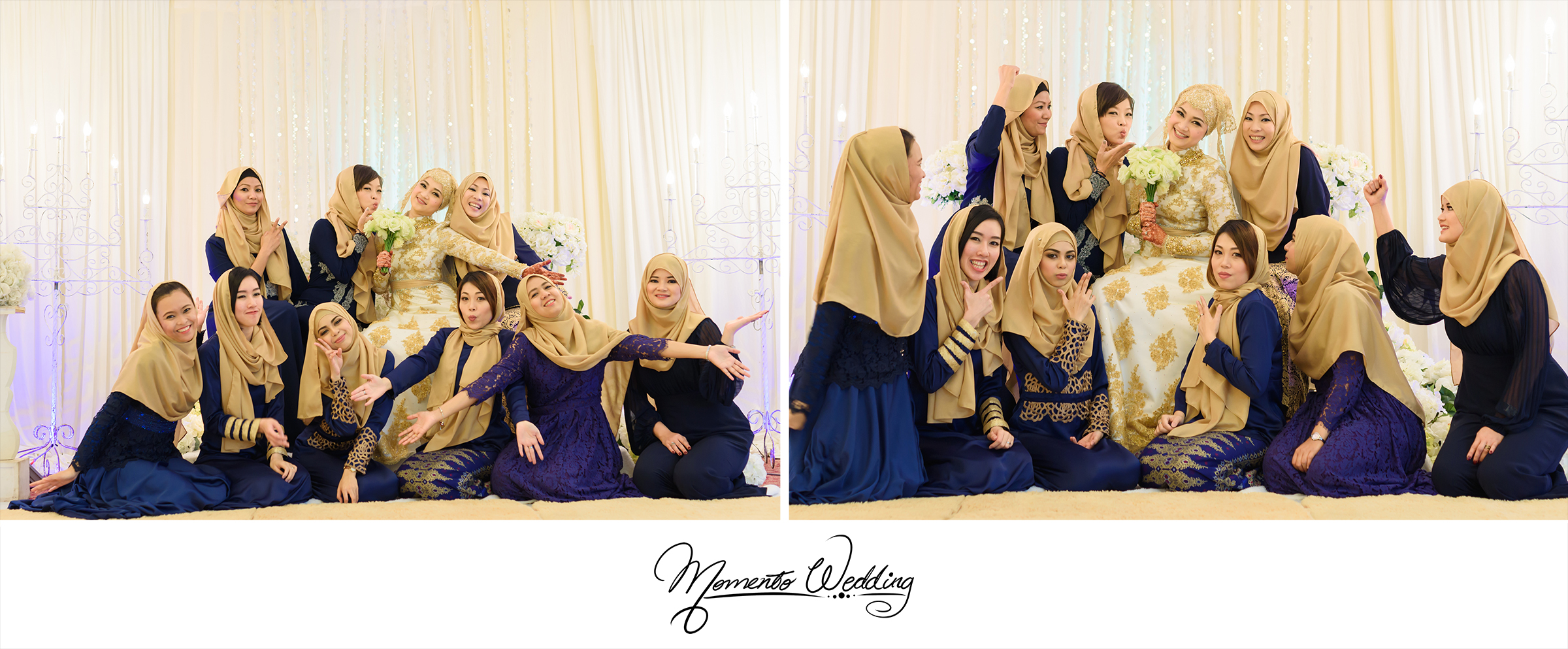 Mixed Culture Wedding in Malaysia_3858