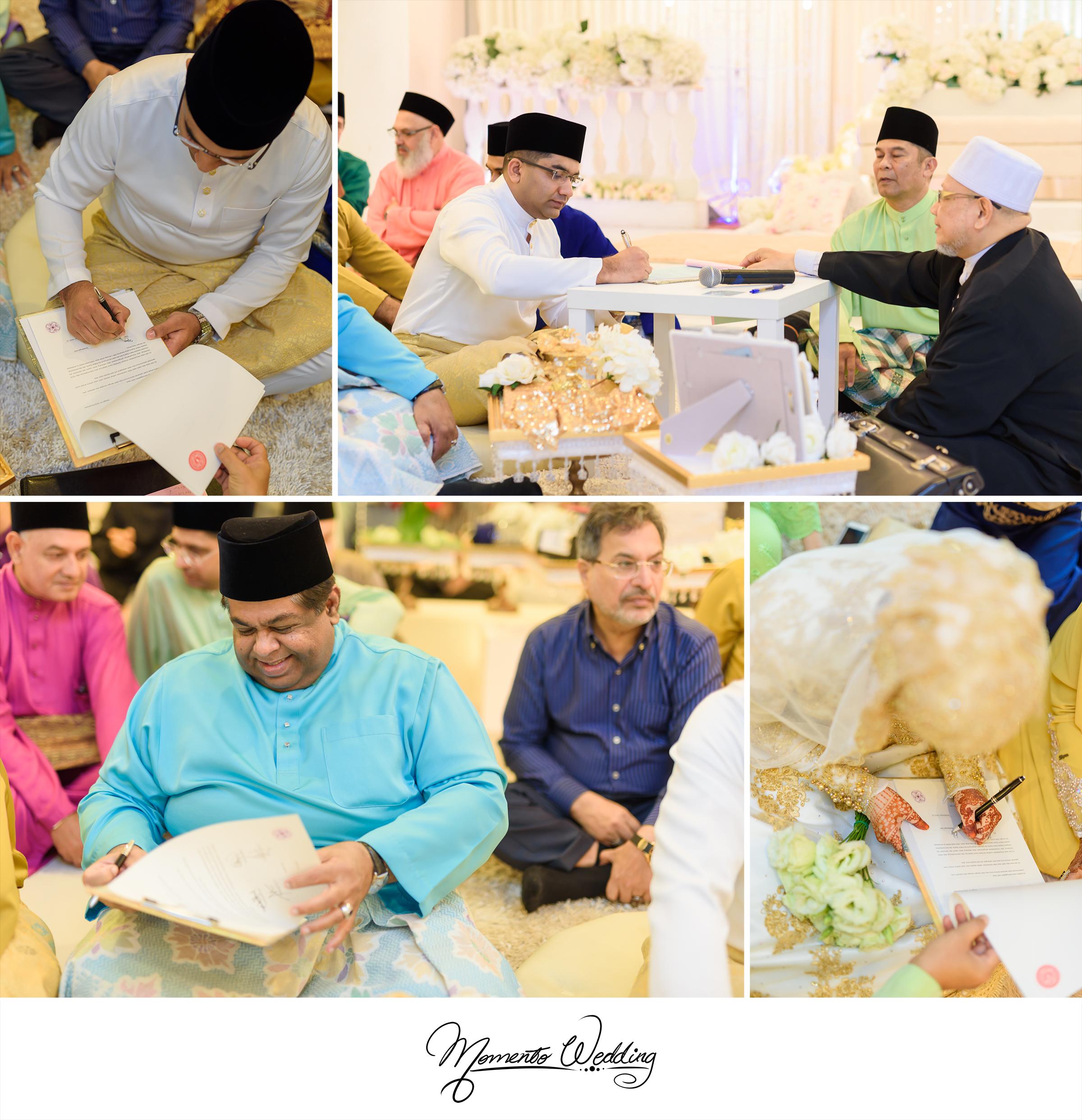 Mixed Culture Wedding in Malaysia_4007