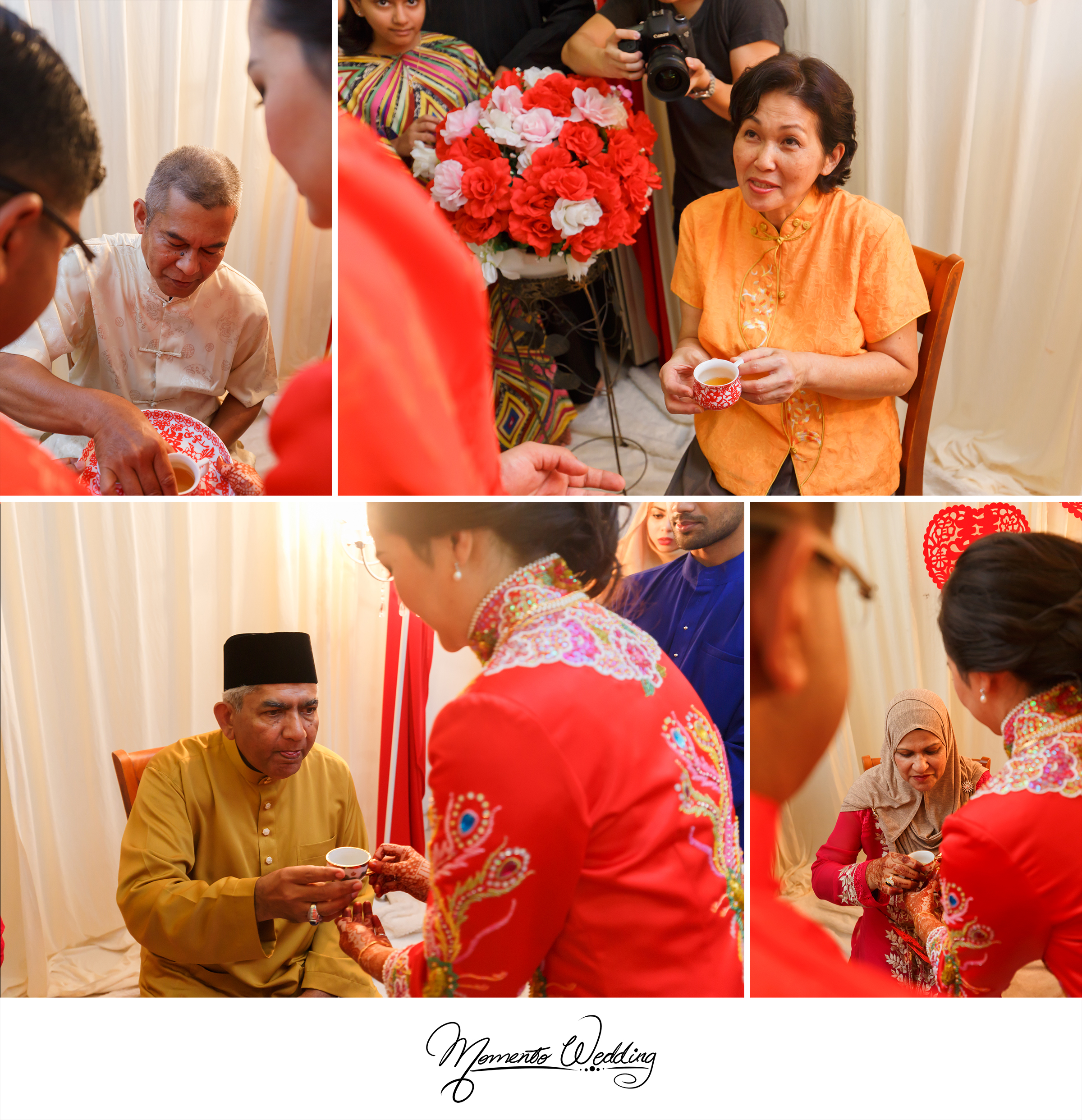 Mixed Culture Wedding in Malaysia_4012