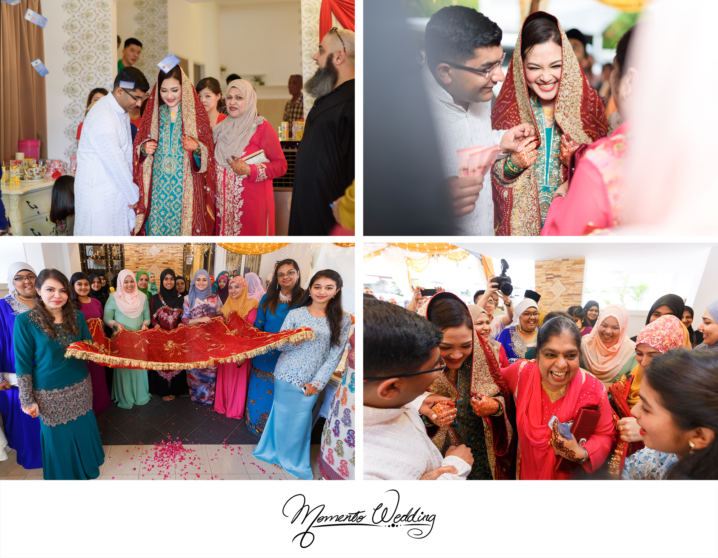 Mixed Culture Wedding in Malaysia_4090