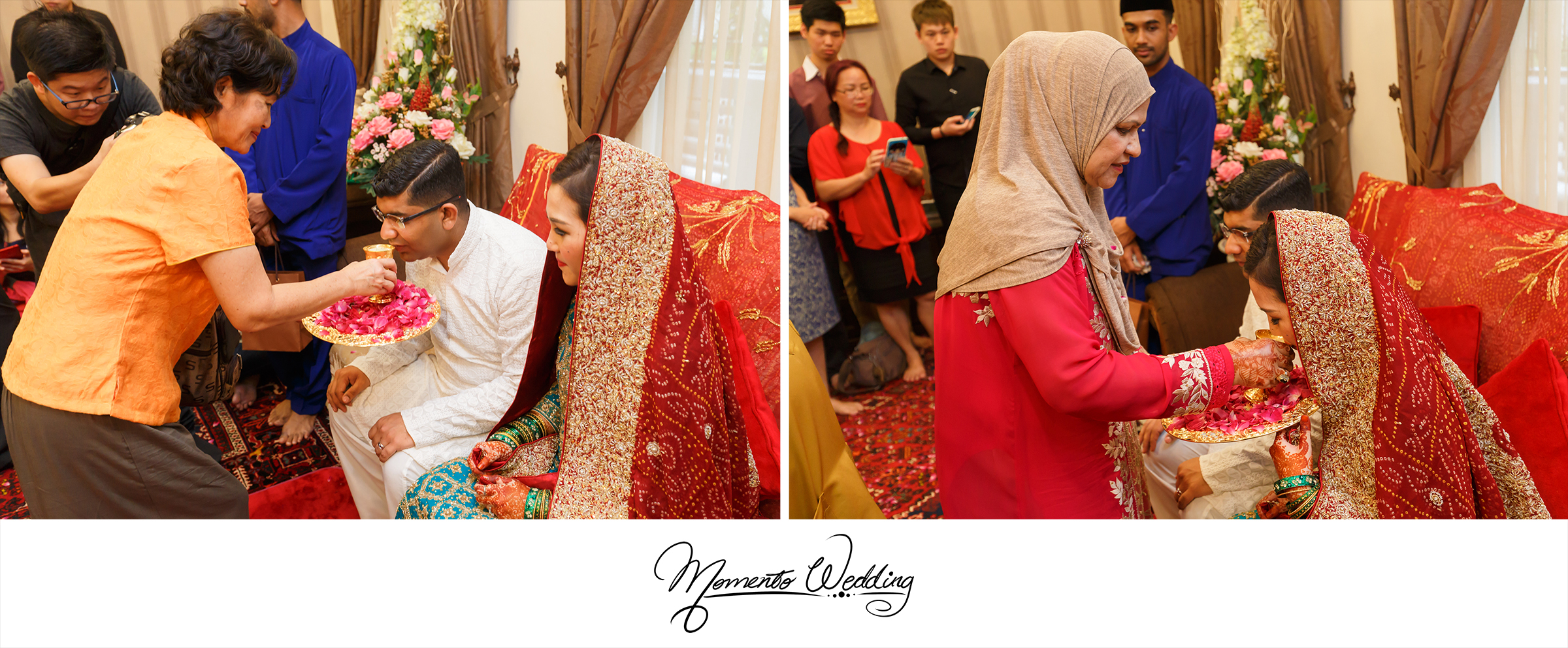 Mixed Culture Wedding in Malaysia_4167