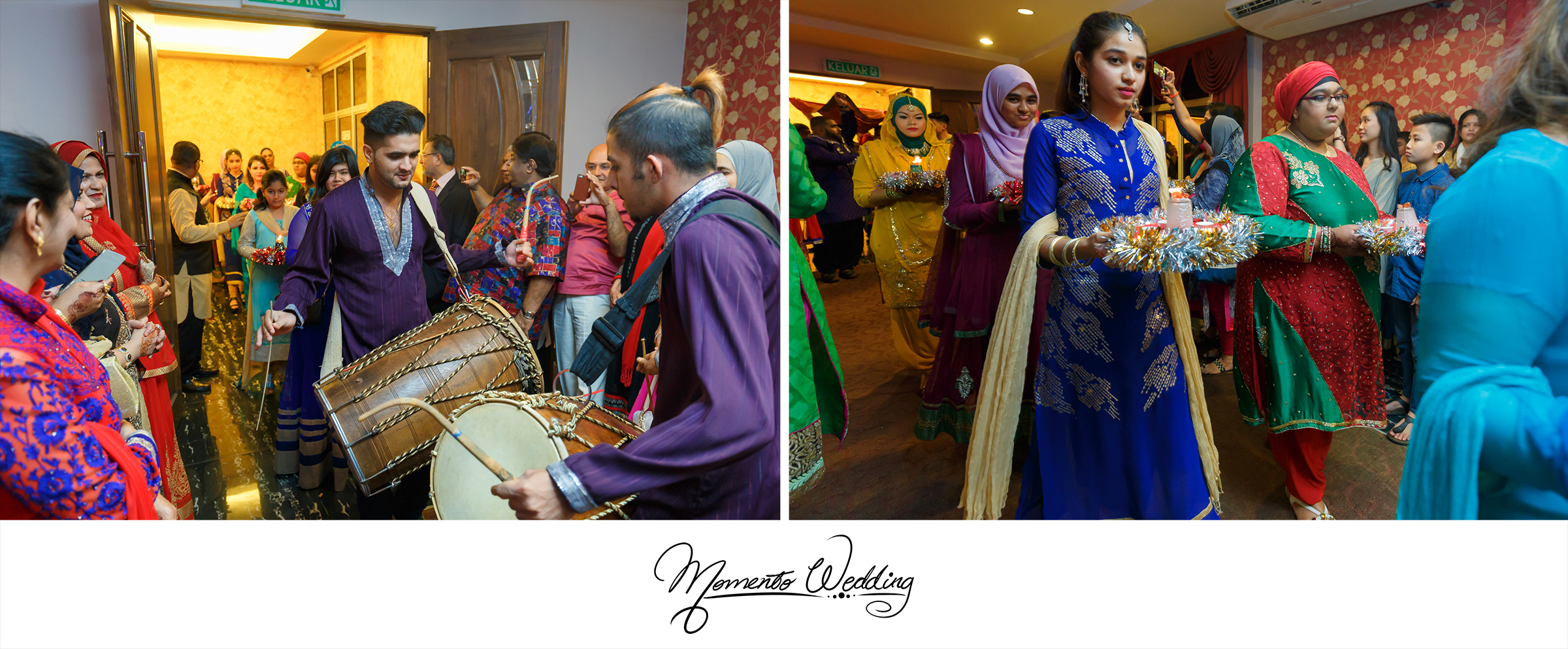 Mixed Culture Wedding in Malaysia_4331