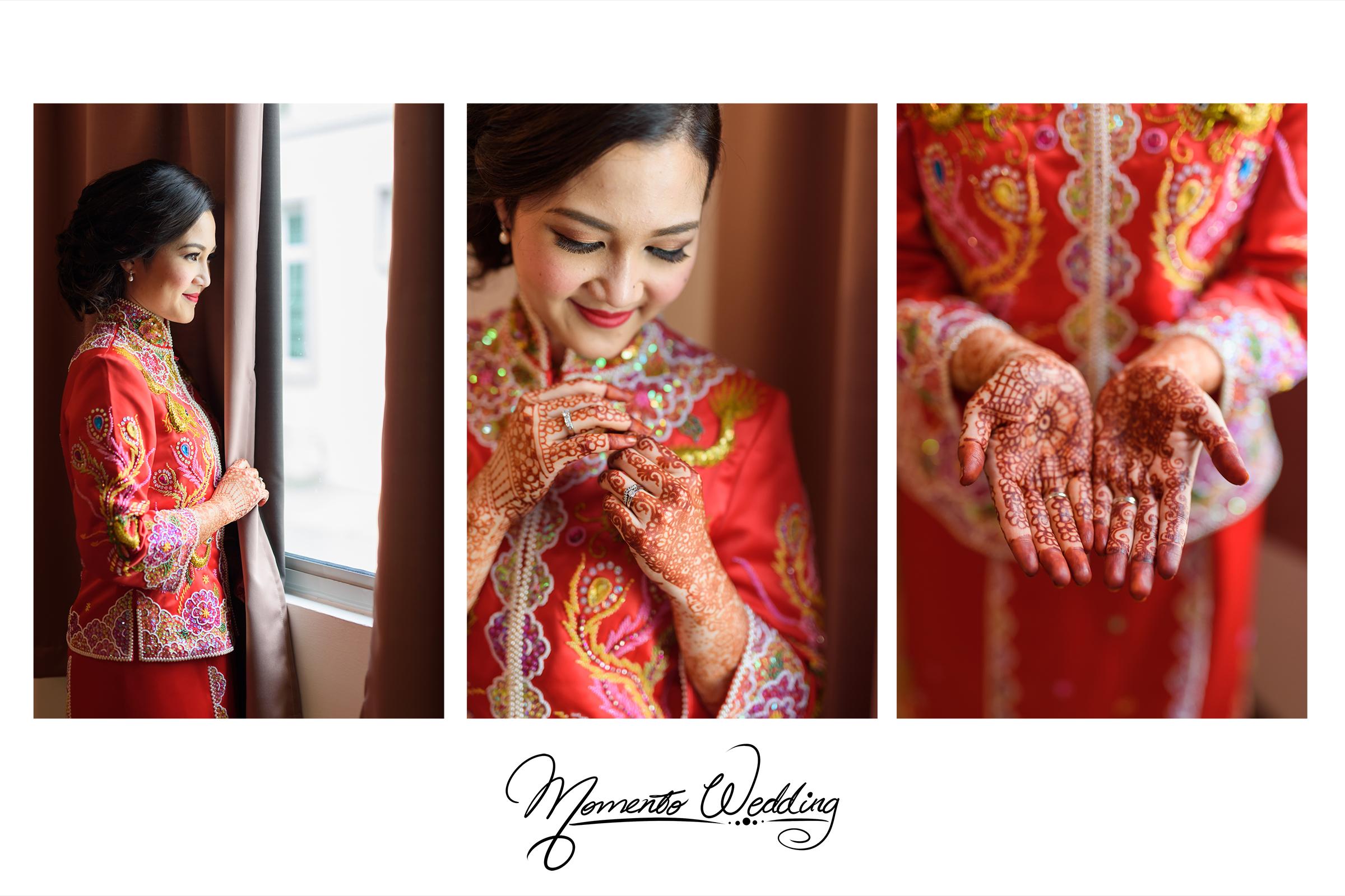 Mixed Culture Wedding in Malaysia_4382