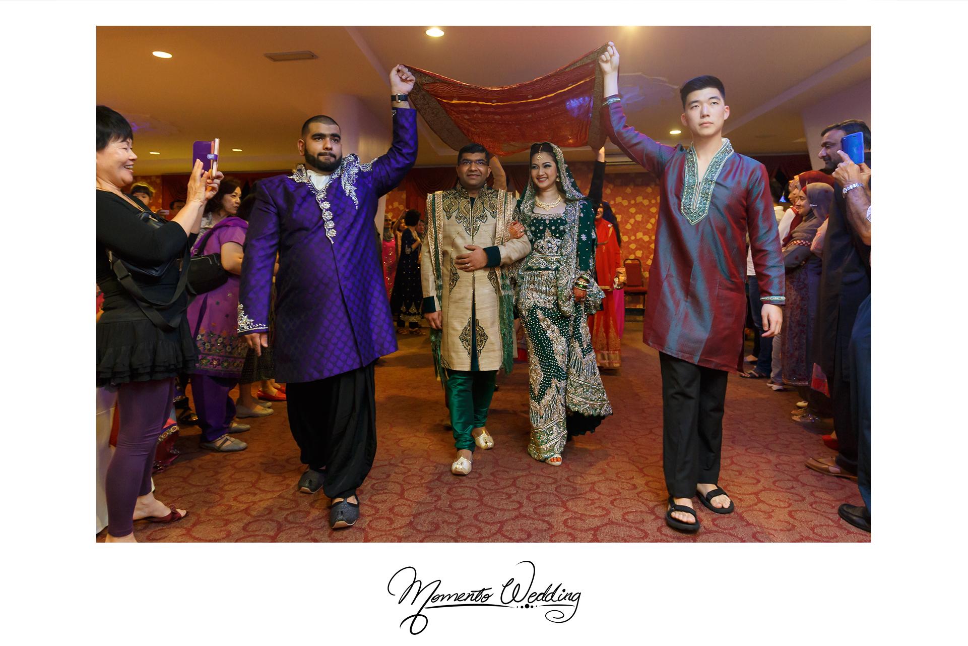 Mixed Culture Wedding in Malaysia_4385