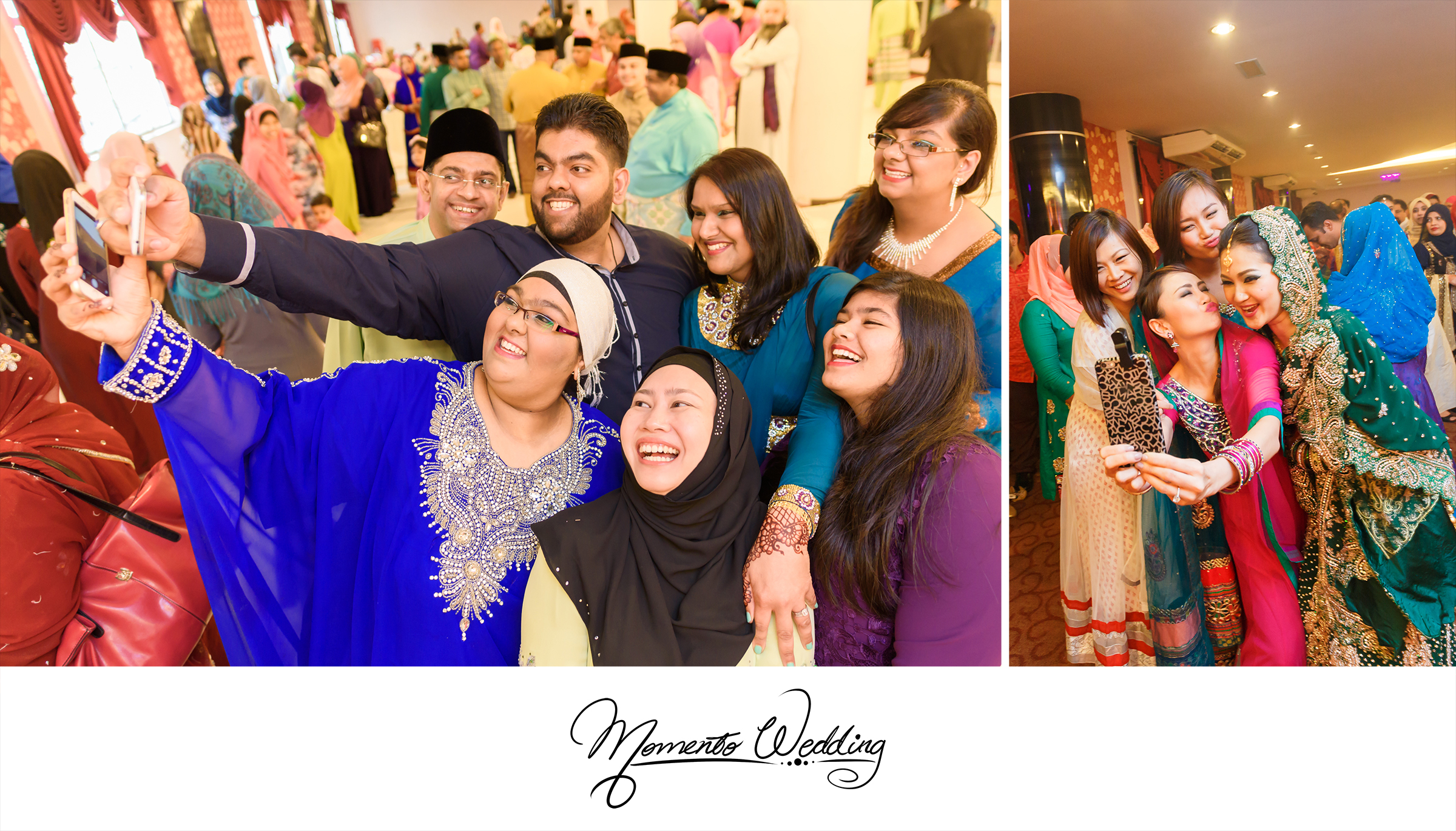 Mixed Culture Wedding in Malaysia_4588