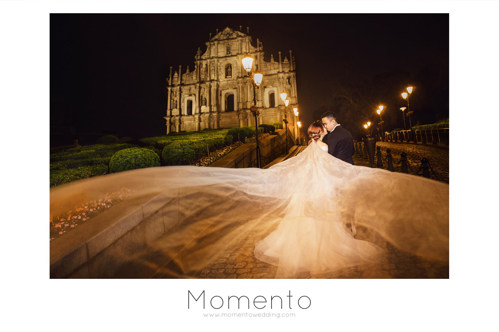 Macau Pre Wedding