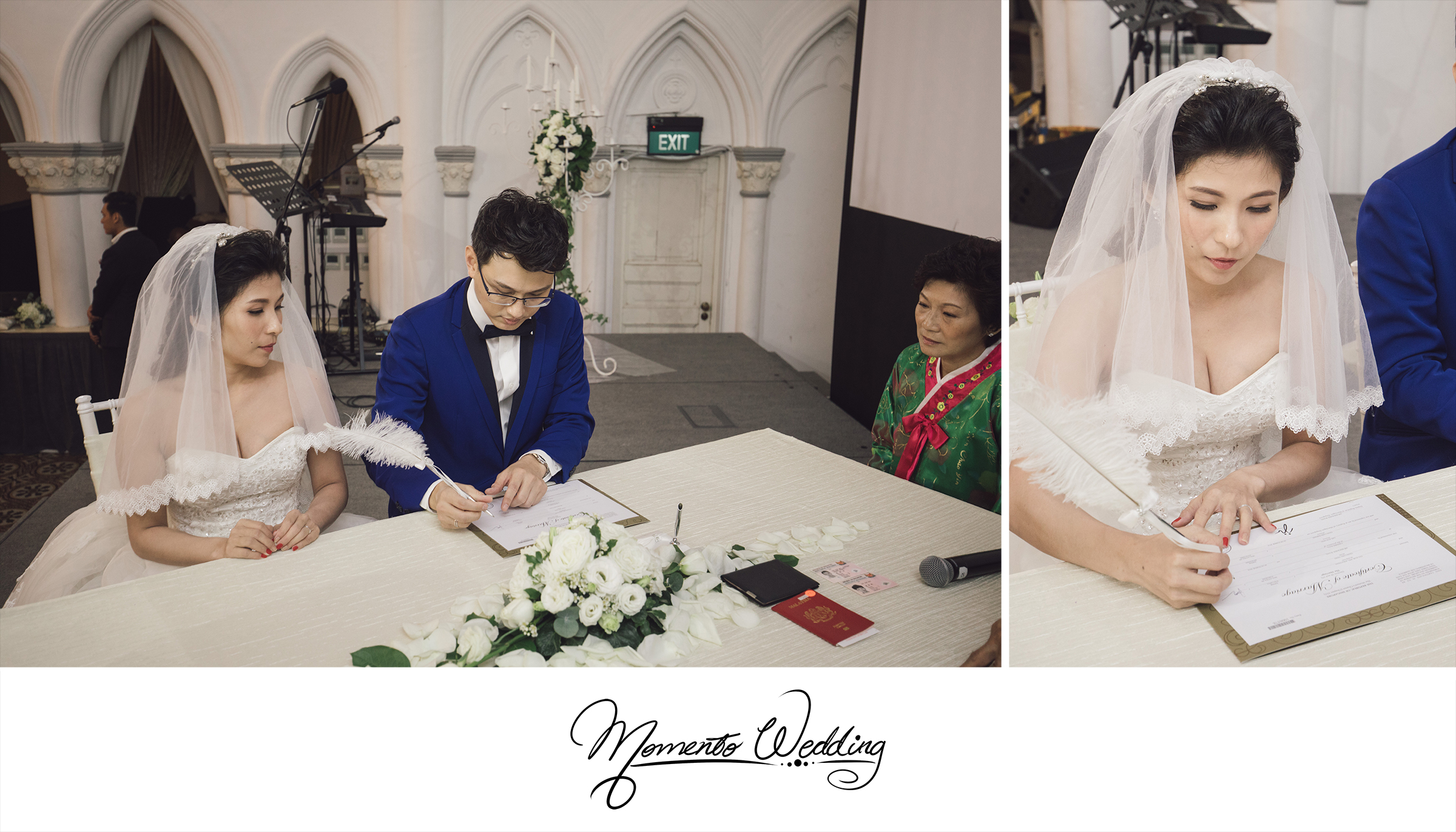 Wedding Gift Ideas For Bride And Groom Singapore : Wedding Photographer in Singapore MomentoWedding