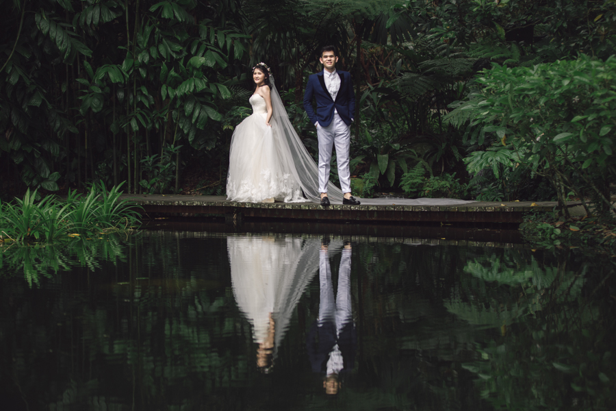 Pre Wedding Shooting Spots in Penang